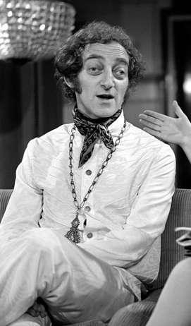 Le comédien Marty Feldmann souffrait de la maladie de Basedow. © Avro, Wikimedia Commons, CC by-sa 3.0 NL