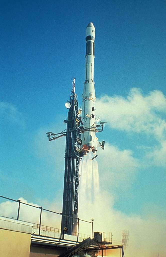 6ème tir d'une Ariane 1