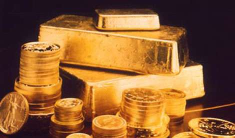 L'or des banques.