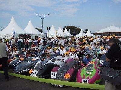 Concevoir en un temps record un véhicule capable de participer à l'Eco Marathon Shell : Tel est l'objectif visé par l'équipe de l'IUP de Génie Mécanique de Bordeaux
