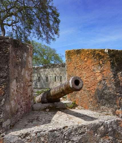 Les canons de Sint-Michiel. © Antoine, tous droits réservés