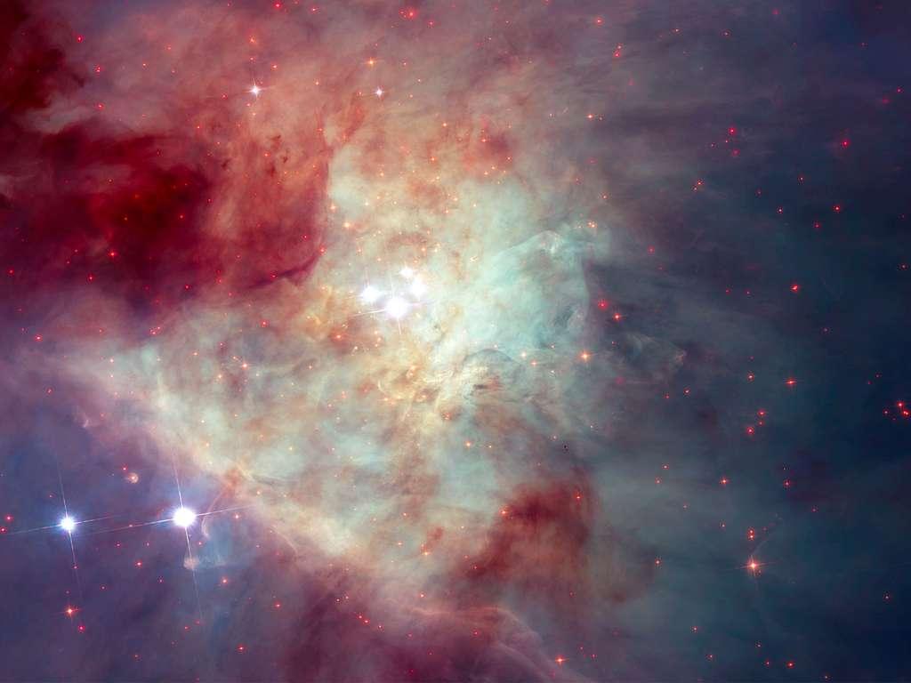 La nébuleuse d'Orion, le trésor du Chasseur