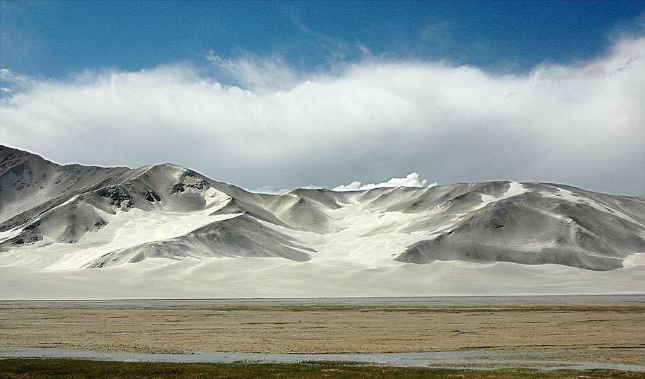 Le massif du Karakoram
