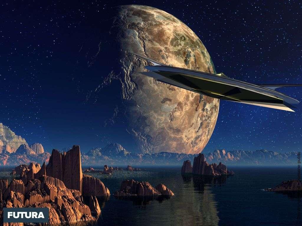 Planète : Vision d'artiste d'un autre univers