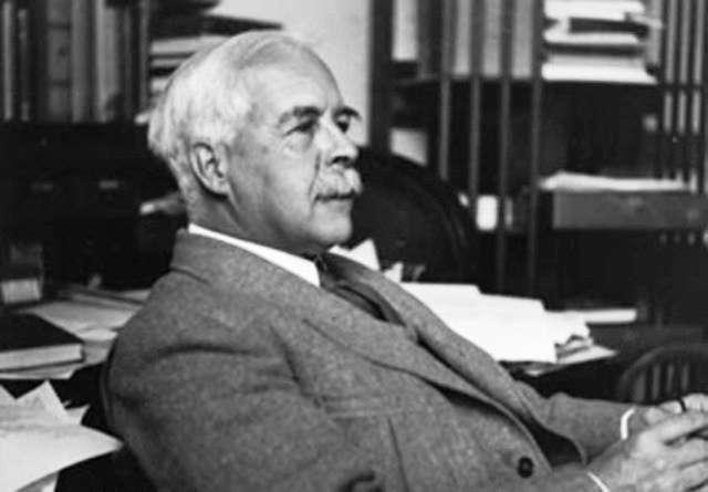 Gilbert Newton Lewis était l'un des plus grands chimistes du XXe siècle. © AIP