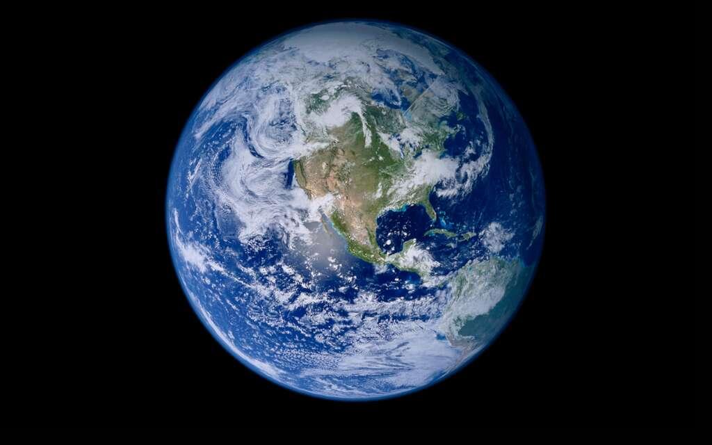 The Whole Earth. © Domaine public