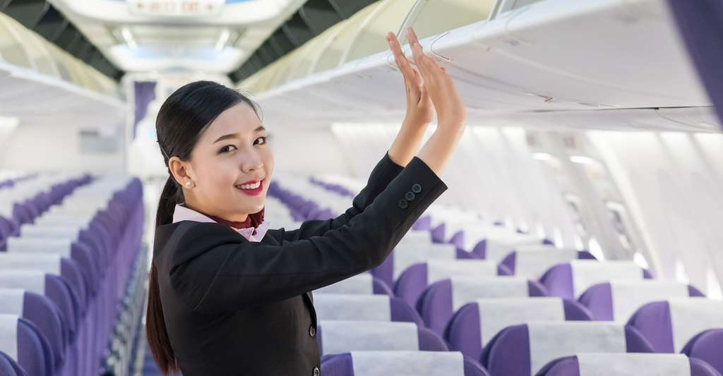 Pourquoi avoir peur en avion ? © EkgarinKhun - Shutterstock