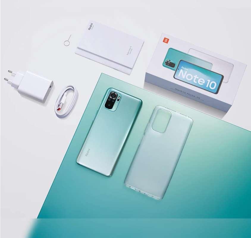 Le smartphone Xiaomi Redmi Note 10 © AliExpress
