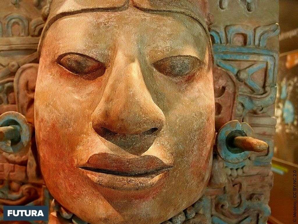 K'inich Kan B'alam II - Palenque - Mexique