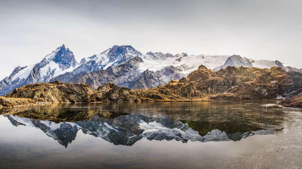 Le plateau d'Emparis, dans les Hautes-Alpes