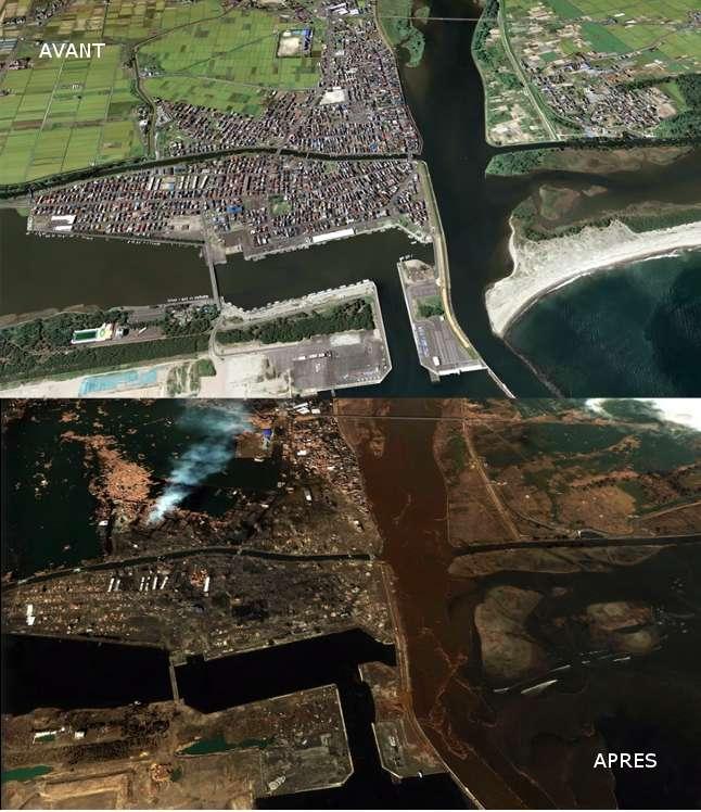 Le Japon après le tsunami : Yuriage à Natori