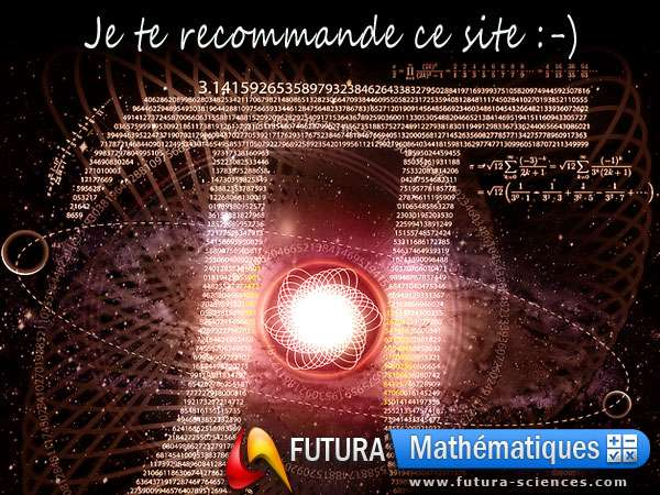 Je te recommande Futura-Maths