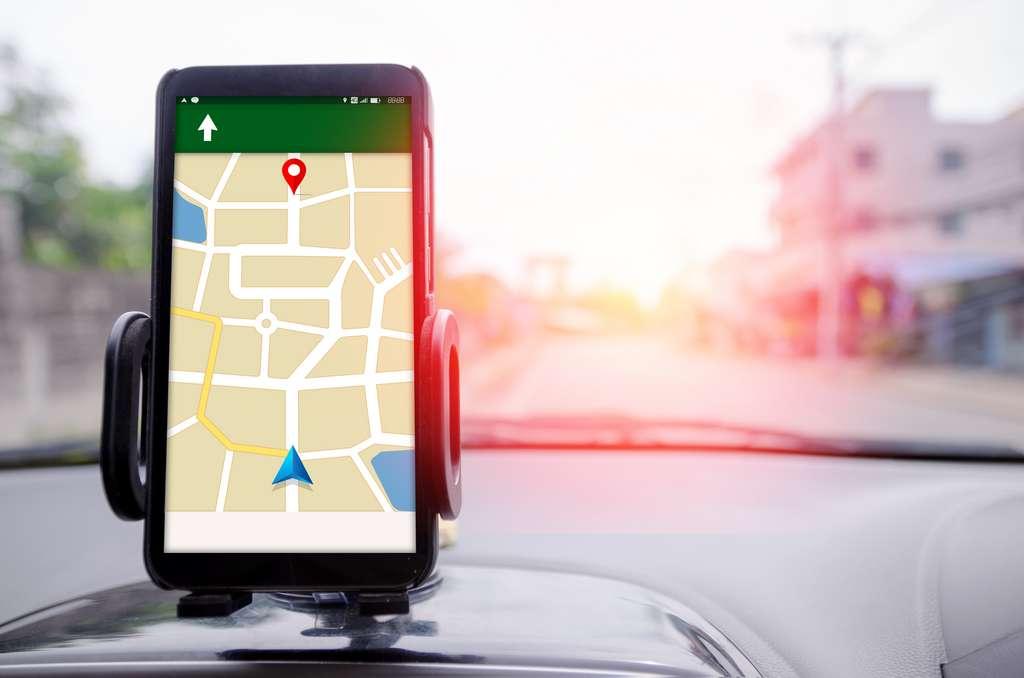 Les GPS utilisent les informations envoyées par un réseau de satellites pour communiquer en temps réel la position de l'appareil.© Kaikoro