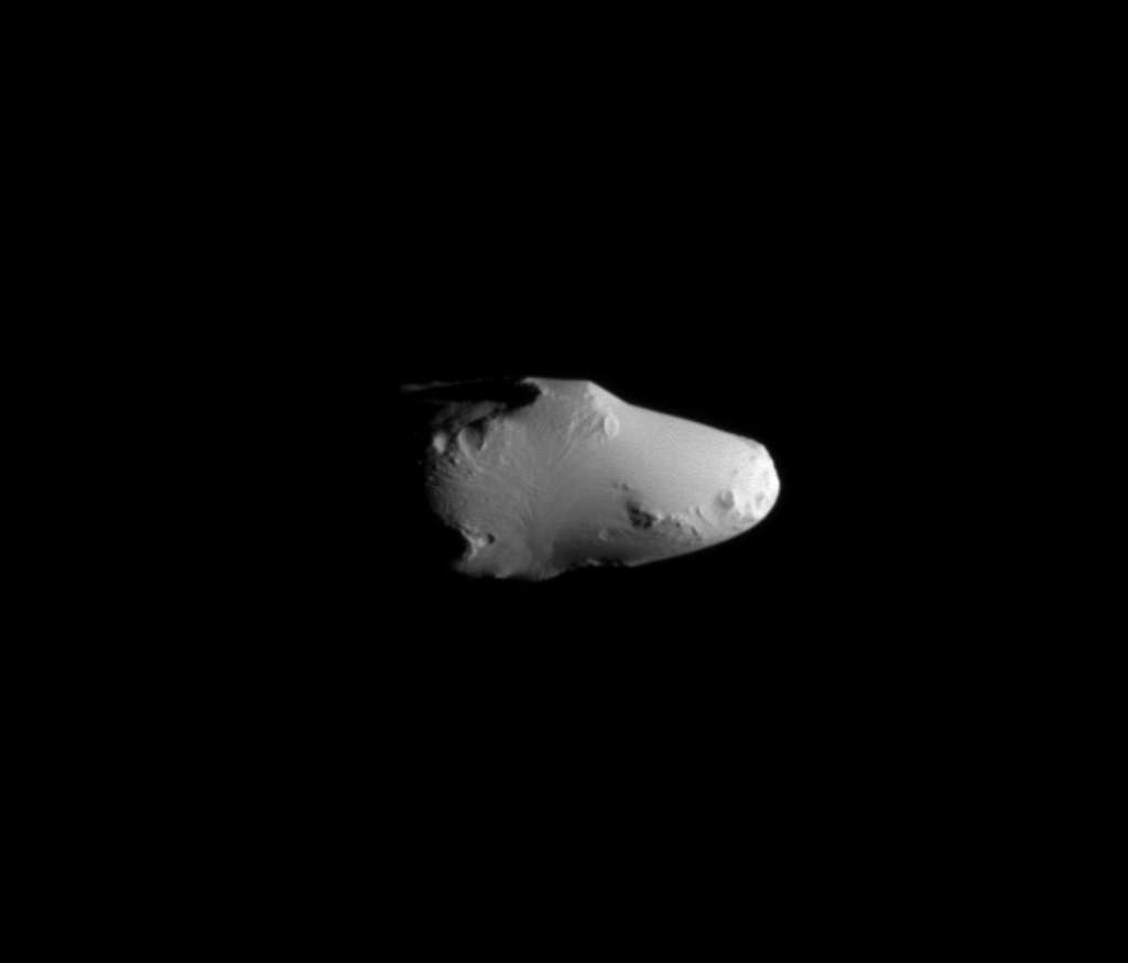 Calipso, la lune troyennes de Thétys
