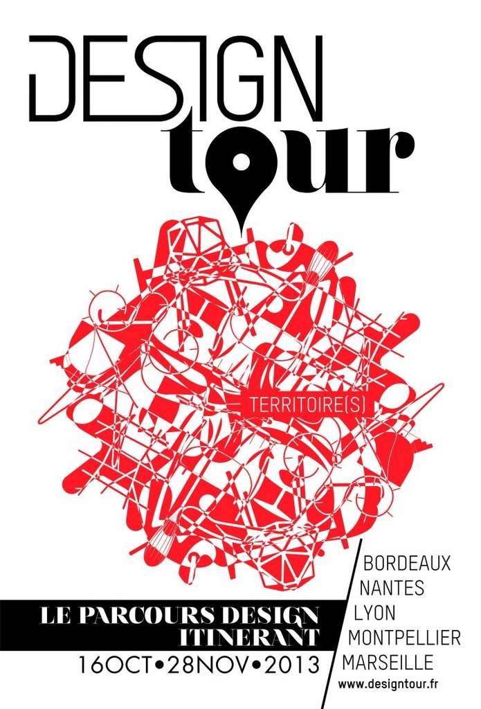 Le Design Tour est un événement national, qui fait étape dans plusieurs villes. © Tous droits réservés, Design Tour