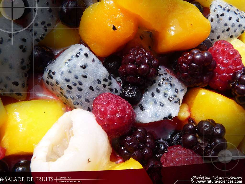 5 Fruits par jour