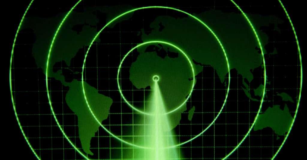 Contrôle radar. © Cla78, Shutterstock