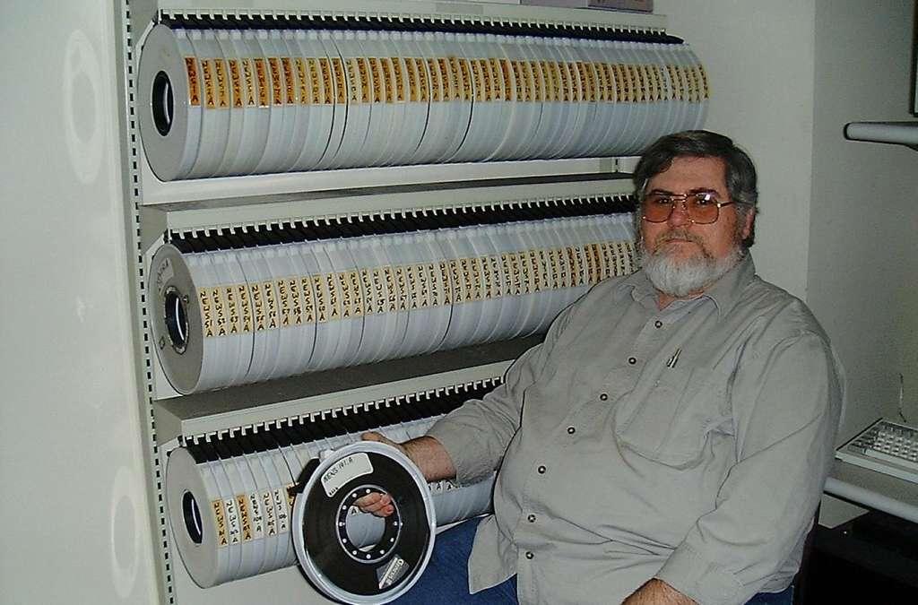 Les 2,1 millions de messages des tout débuts du réseau Usenet étaient stockés sur des bandes magnétiques. Ils ont été publiés entre 1981 et 1991. © Archive.org