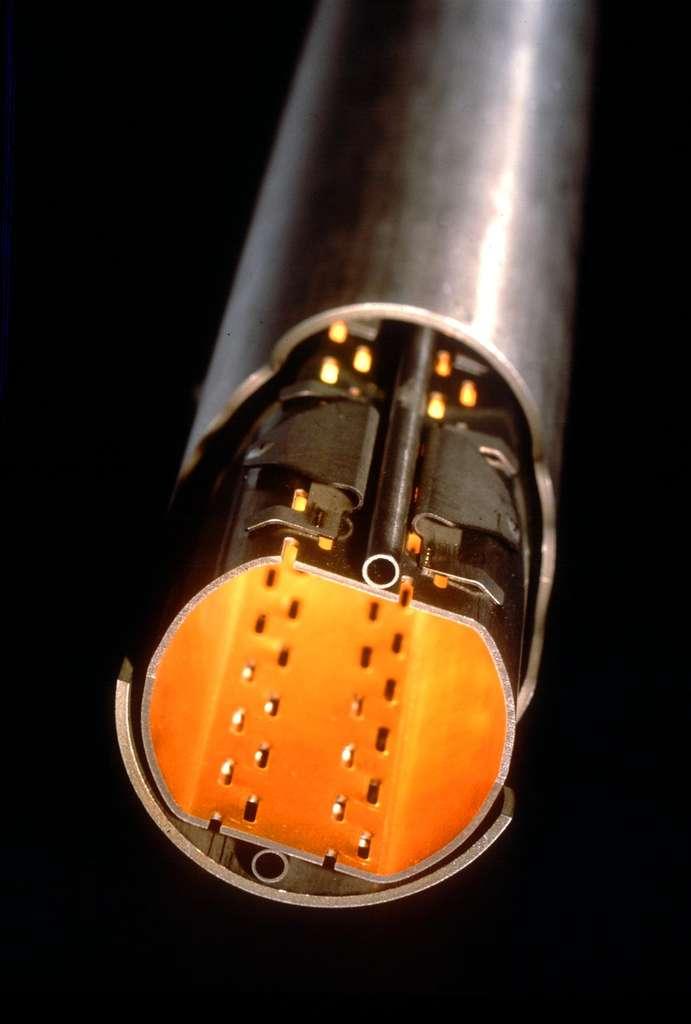 Le tube à ultra-vide du LHC