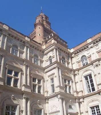 Pierre d'Assezat est célèbre par son hôtel, l'hôtel d'Assezat à Toulouse, édifié à partir de 1555. © DR