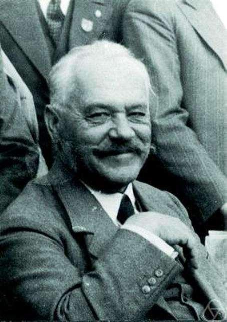Le mathématicien et physicien Arnold Sommerfeld a introduit la constante de structure fine en physique en 1916. © Mathematisches Forschungsinstitut Oberwolfach gGmbH