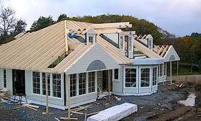 Maison en ossature bois © ecohousefrance.com