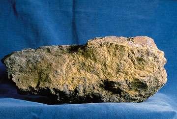 Le débat sur le fort de Vaujours tourne autour de la présence d'uranium sur le site. Ce métal, retrouvé à l'état naturel, est plus toxique du point de vue chimique que radiologique. © USGS, Wikipédia, DP