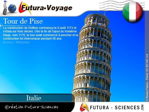 La Tour de Pise - Italie