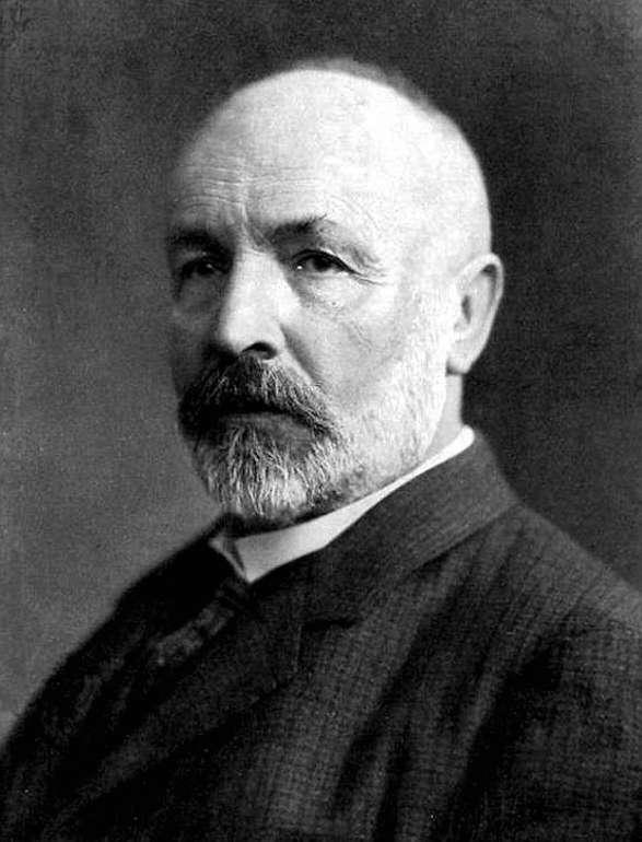 Georg Cantor a révolutionné les mathématiques avec sa théorie des ensembles et des nombres transfinis. Mais ses travaux sur l'infini lui ont coûté de tels efforts que cela a contribué à le fragiliser psychiquement. © DP