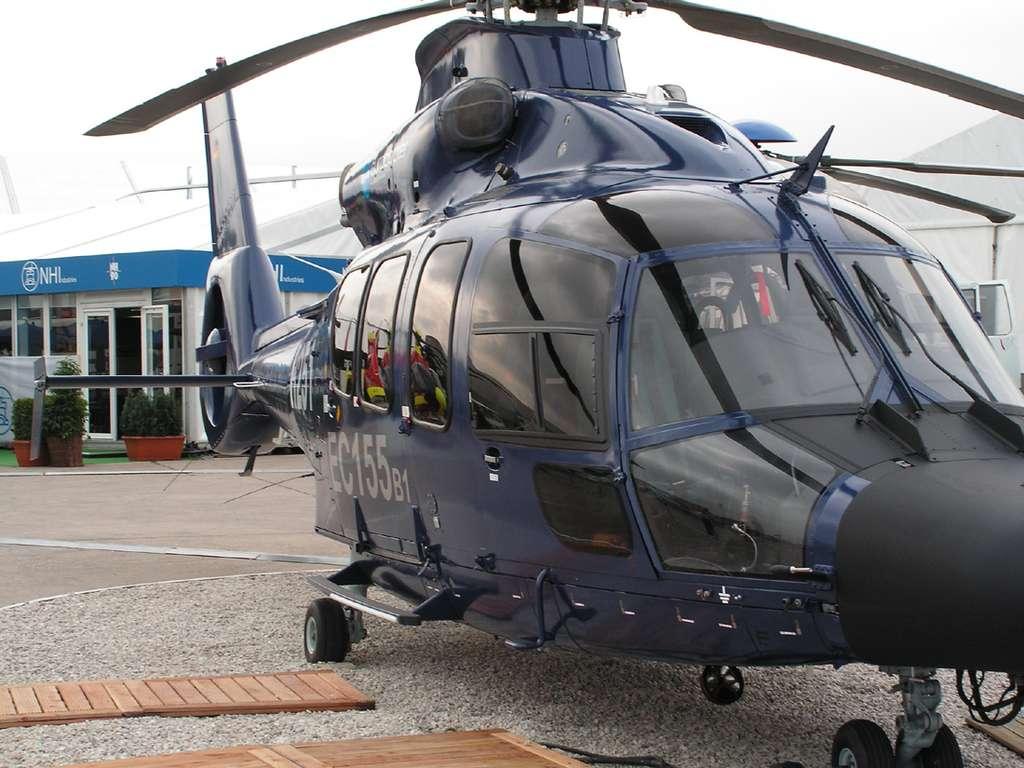 Les Hélicoptères d'Eurocpter au Salon du Bourget