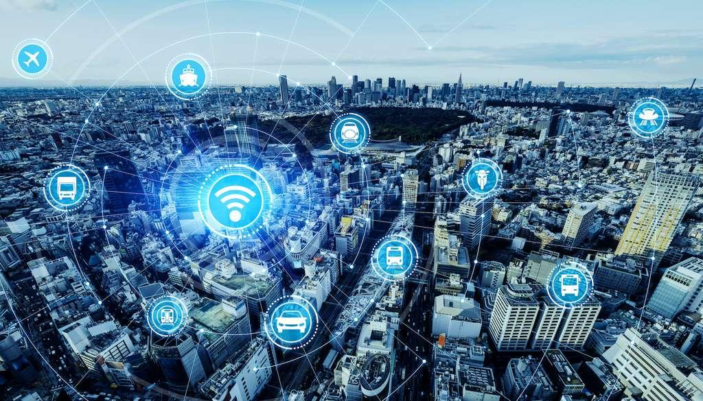 L'intelligence artificielle et le traitement des données devraient aider à rendre la mobilité plus durable. © metaworks, Adobe Stock