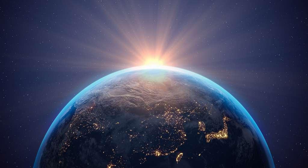 Les chercheurs continuent de travailler à la mise au point de systèmes permettant d'exploiter de nouvelles énergies renouvelables. Cette fois, ils ont pensé au froid qui règne dans l'Univers. © marog-pixcells, Fotolia