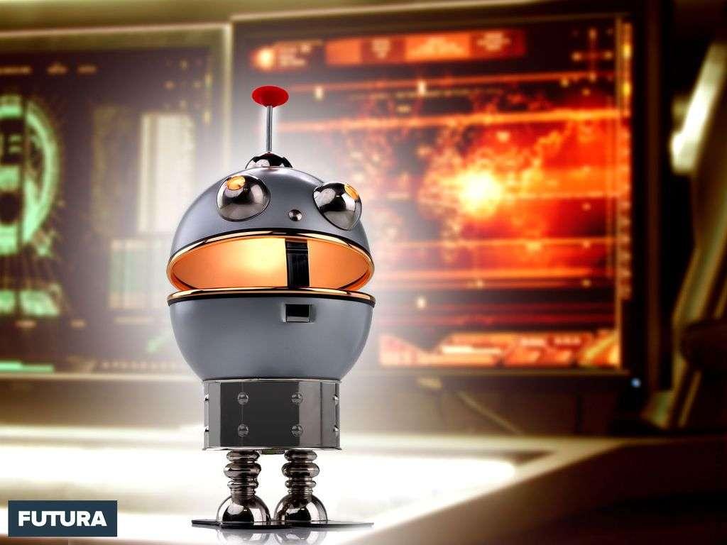 Robot lampe