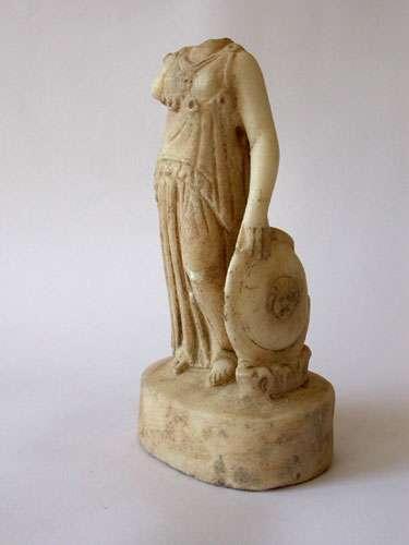 Statuette en marbre