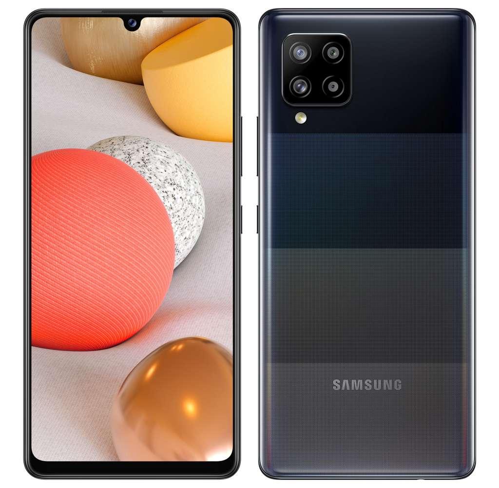 Le Samsung Galaxy A42 5G sera lancé à 369 euros en Allemagne. © Samsung