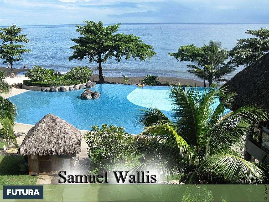 Samuel Wallis explorateur découvre Tahiti