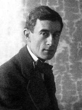 Maurice Ravel, célèbre compositeur français. © Wikimedia