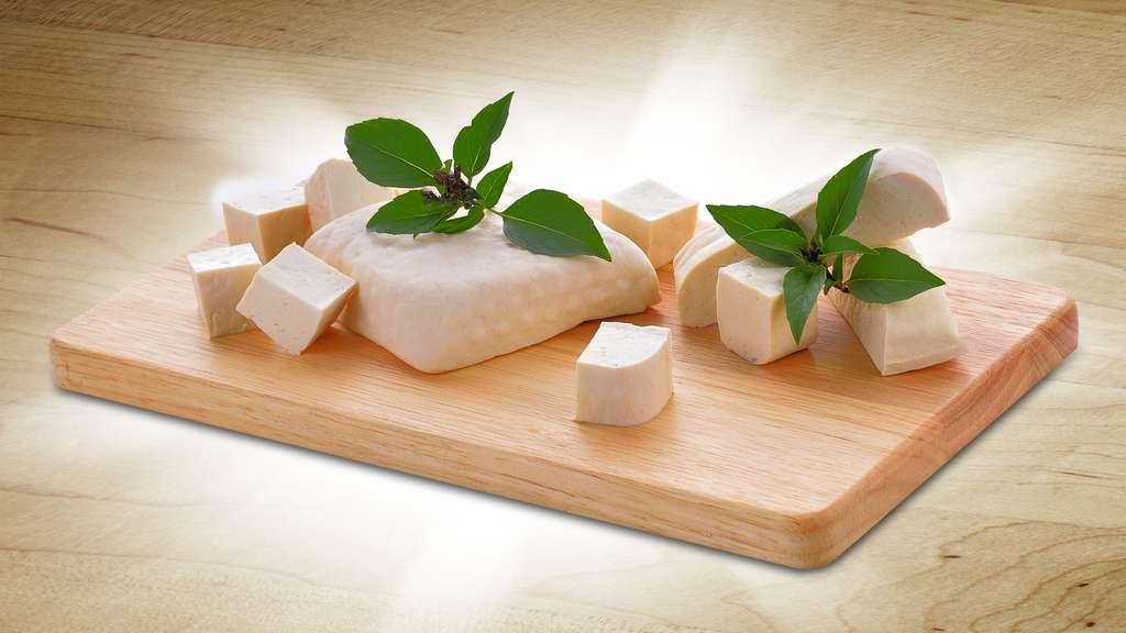 Le tofu, un fromage de soja