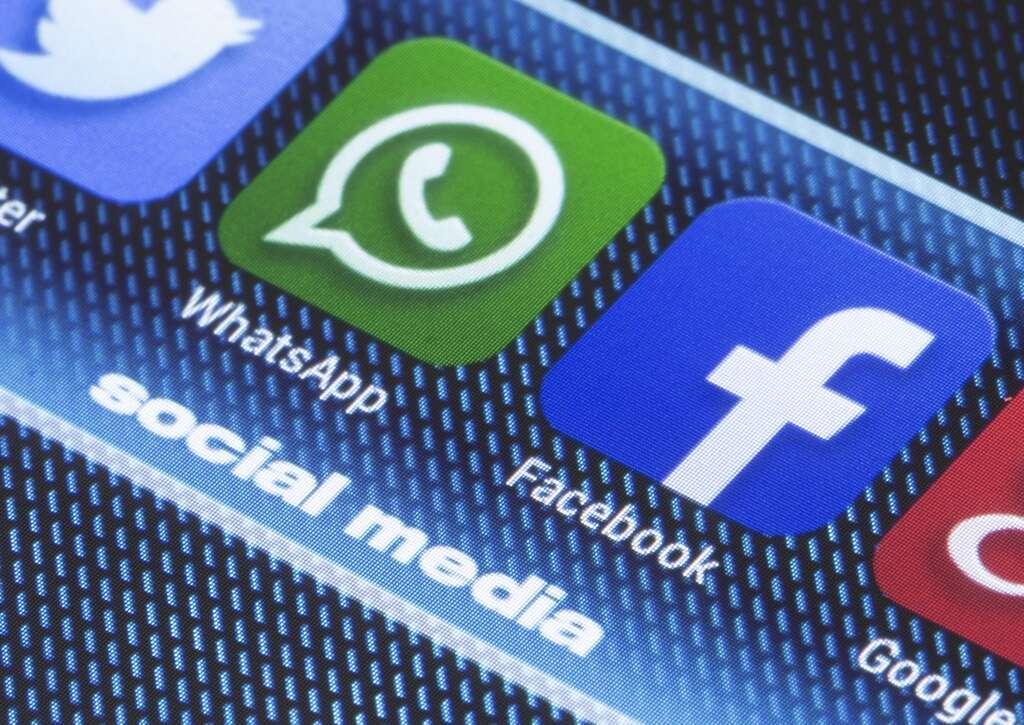 Cette monnaie virtuelle ne pourra être utilisée qu'avec WhatsApp et Facebook Messenger. Un mode de fonctionnement qui inquiète. © Quka, Shutterstock