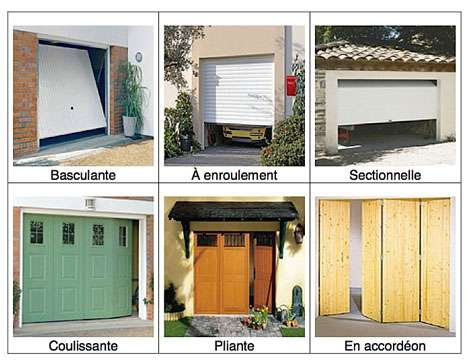 Différentes automatisations de portails. © Lapeyre