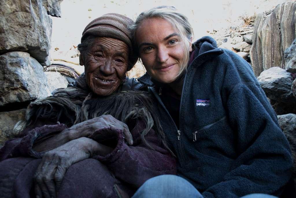 Deux femmes, deux cultures… deux amies