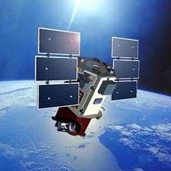 Le satellite QuickBird