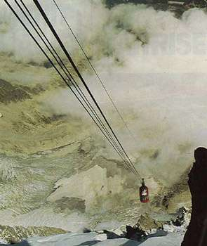 Téléphérique de l'Aiguille du Midi