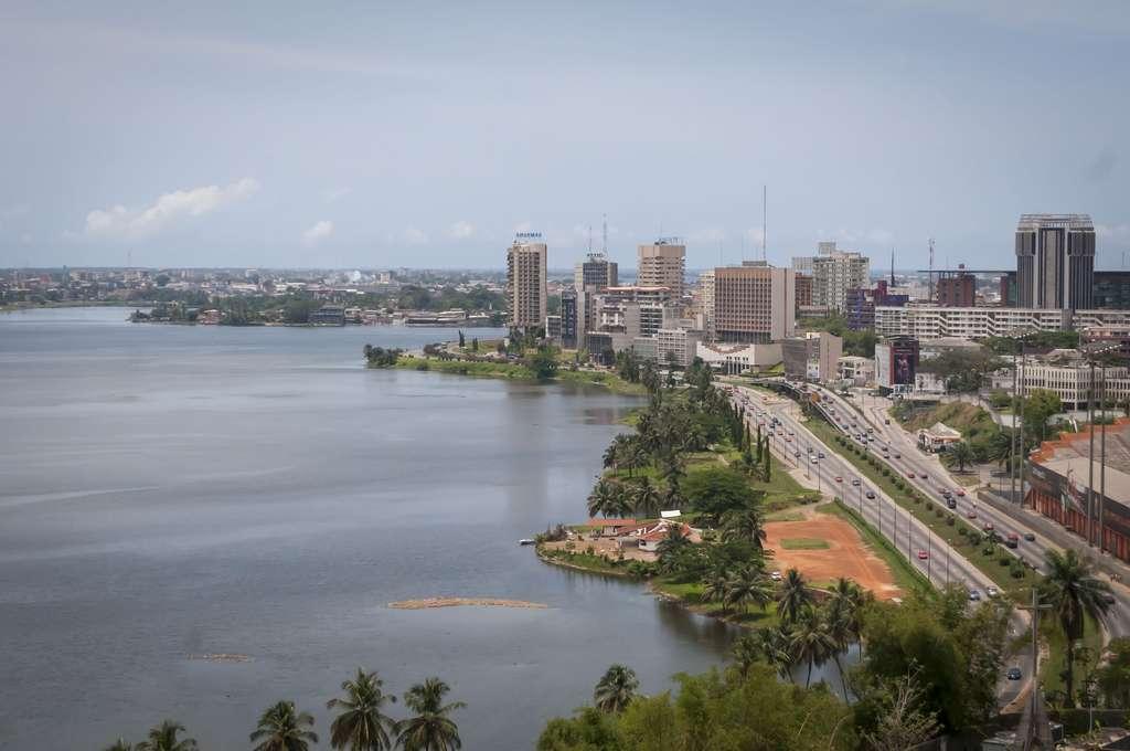 La ville d'Abidjan, en Côte d'Ivoire, est particulièrement menacée. © romayan, Fotolia