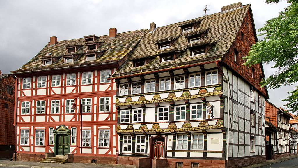 Einbeck, la ville aux 400 œuvres à colombages