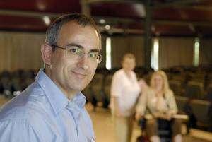 Serge Braun, directeur scientifique de l'AFM. © J.P. Pouteau