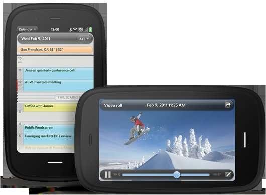 Le Pre 3 tourne sous WebOS et embarque 8 ou 16 Go. © HP