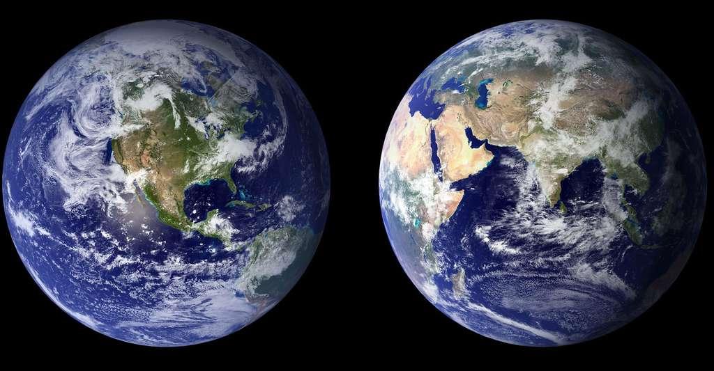 Vue de la Terre. © WikiImages, Pixabay, DP