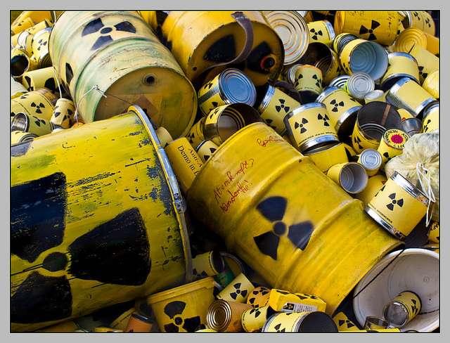 Des zones contaminées autour de la centrale de Fukushima sont interdites et servent de lieux de stockage des déchets. © Sulamith Sallmann, Flickr, cc by nc nd 2.0