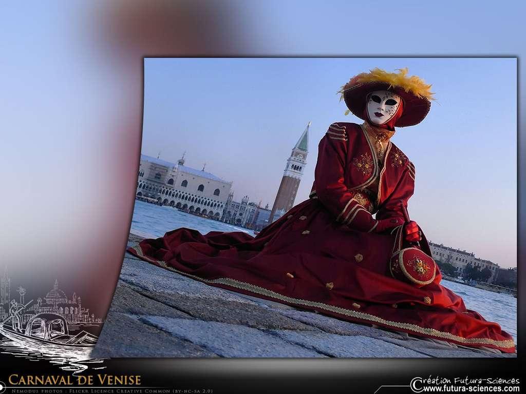 Carnaval de Venise - Rubis